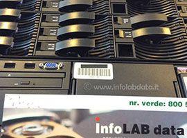 recupero dati IBM