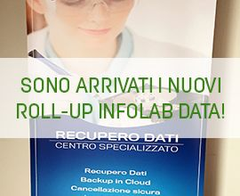 roll up InfoLAB Data