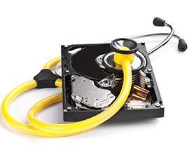 rottura dell'hard disk