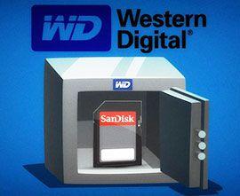 Western Digital compra SanDisk
